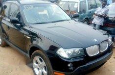BMW X3 2007 Black For Sale