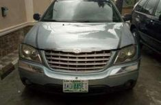 Neat Chrysler Pacifica 2006 For Sale