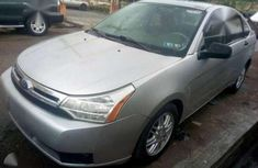 2009 Ford Focus Silver For Sale