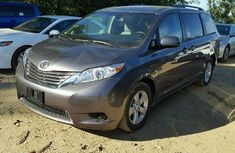 2017 TOYOTA SIENNA XL BASE  FOR SALE