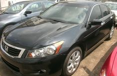 Good used Honda Accord 2008 for sale with complete custom duties