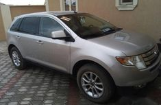 Ford Edge 2009 Beige For Sale