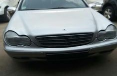 Mercedes Benz 2002 Bright Silver For Sale