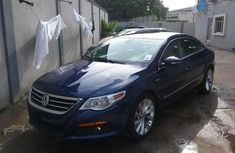 Volkswagen CC 2009 in good condition for sale