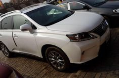 Lexus RX 2012 Automatic Petrol ₦9,000,000