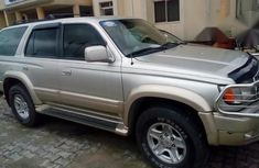Clean 4 Runner 2002 Silver For Sale