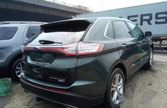 Ford Edge 2016 Metallic Green For Sale
