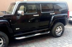 Hummer H1 2008 Black For Sale