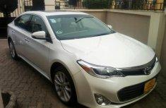 Toyota Avalon 2013 Automatic Petrol ₦7,999,999