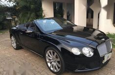 Bentley Continental 2015 Black for sale