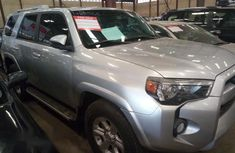 Toyota 4-Runner 2014 Silver for sale