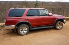 Toyota 4-Runner 1998 Red for sale