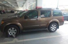 Nissan Pathfinder 2005 Gold For Sale
