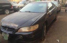 Sound Honda Accord 2000 Black For sale
