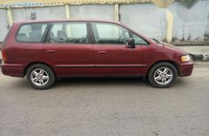 Honda Odyssey 2001 Red For Sale
