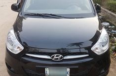 Hyundai i10 2013 Black for sale
