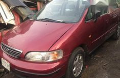 Neatly Used Honda Shuttle 2001 Red for sale