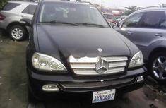 Mercedes-Benz ML 320 2002 in good condition for sale