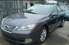 Lexus ES350 2012 Gray For Sale