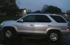 Neat Acura MDX 2001 Silver For Sale