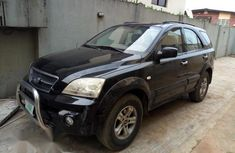 Kia Sorento 2005 Black For Sale