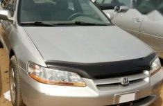 Honda Accord 1999 Bright Silver For Sale