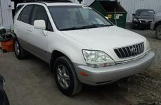 Tokunbo Lexus Rx 300 2007 White for sale