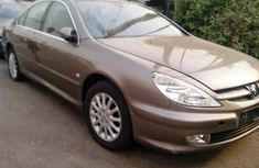 Clean 2012 Peugeot 607 for sale