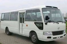 Auction Toyota Coaster Bus  2010 FOR SALE