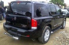 Toks 2010 Nissan Armada black for sale