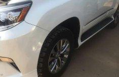 Tokunbo Lexus GX460 2014 White For Sale