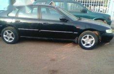 Clean Honda Accord 1996 Black For Sale