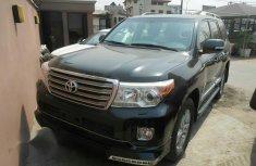 Toyota Land Cruiser V8 2013 Black For Sale