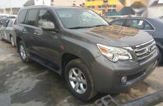 Lexus GX460 2011 Gray For Sale