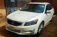 Honda Accord 2009 White For Sale