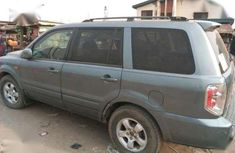 2006 Honda Pilot Gray For Sale