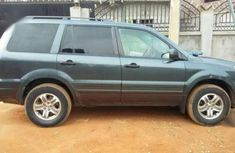 Honda Pilot 2003 Gray For Sale