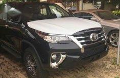 Toyota Fortuner 2017 Black For Sale