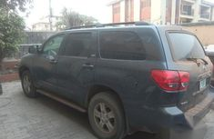 Toyota Sequoia 2008 Gray For Sale