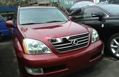 Almost brand new Lexus GX 2009 for sale