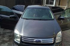 Ford Fusion 2007 Gray For Sale