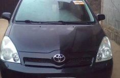 Toyota Corolla Verso 2006 Black For Sale