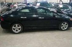 Honda Civic 2008 Black For Sale