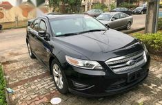 Ford Tarsus 2011 Black For Sale