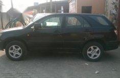 Lexus RX 300 1999 Black For Sale