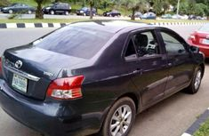 Toyoya Yaris 2007 Gray For Sale