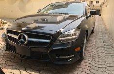 Mercedes Benz CLS550 2012 Black For Sale