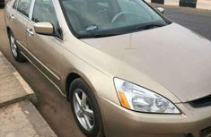 Honda Accord 2006 Beige For Sale