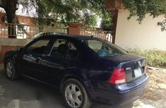 Volkswagen Bora 2000 Blue For Sale