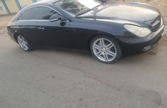 Mercedes-benz CLS 550 2006 Black For Sale